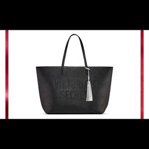 New Victoria Secret laser cut logo tote